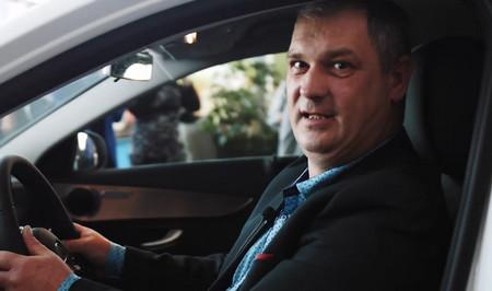 Олег Бегоулов получает Мерседес. Краткая история успеха в Гринвей.