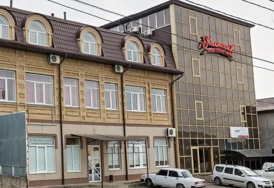 Здание Greenway в Пятигорске