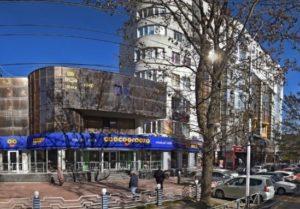 Здание Гринвей в Ставрополе на Ленина